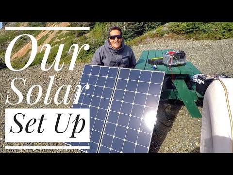 Easy Casita Plug N Play Solar Set Up (with Goal Zero Hack) (165)