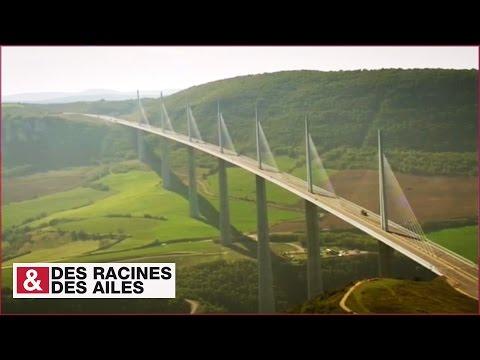 Le Viaduc de Millau en timelapse