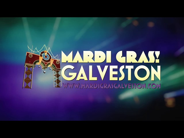 Mardi Gras! Galveston: Let the Good Times Roll