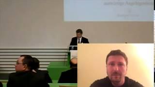 Анатолий Шарий  Порошенко освистали в Цюрихе 1