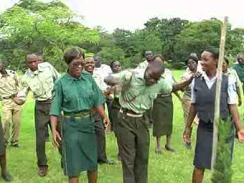 Defence & Security Choir zambia Bwana Mungu Official Video