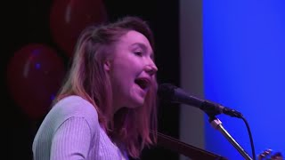 Do you care? (music performance) | Chloe Lloyd | TEDxECUAD