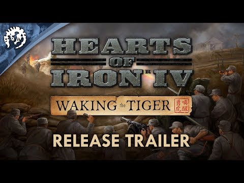 Hearts of Iron IV: Waking the Tiger - Release Trailer
