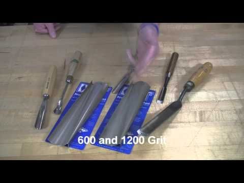 Video of Diamond WAVE™ Sharpener
