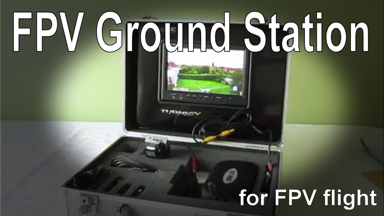 How to make a cheap ground-station for FPV