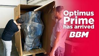 Ist es Optimus Prime!? | Ravaglioli Aufzugmaschine by BBM