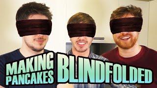 BLIND Pancake Challenge!