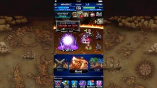 [FFBE] PSA: Keep farming Ifrit (raid event) diligently even if you're