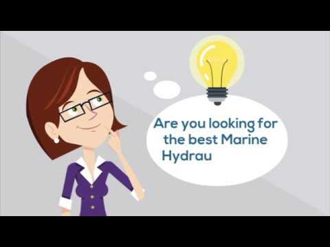 Offering a wide range of marine services