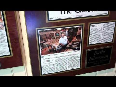 Joe Brewer visits: Crabtowne U.S.A. & The National Pinball Museum