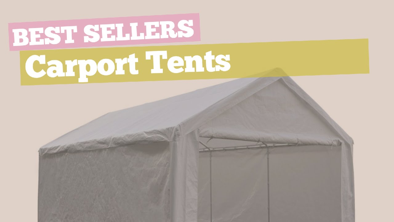 Carport Tents Collection // Best Sellers July 2017 & Carport Tents Collection // Best Sellers July 2017 - YouTube