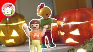 Playmobil Film deutsch - Das Kürbisfest - Geschichte für Kinder von Familie Hauser