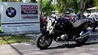 2013 BMW R1200R 90th Anniversary at Euro Cycles of Tampa Bay