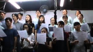 Bài hát thực hành : Như con nai - Khoá học thanh nhạc : Gx Công Lý