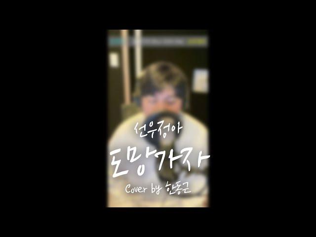 선우정아 - 도망가자 (Run With Me) (Cover by 한동근)