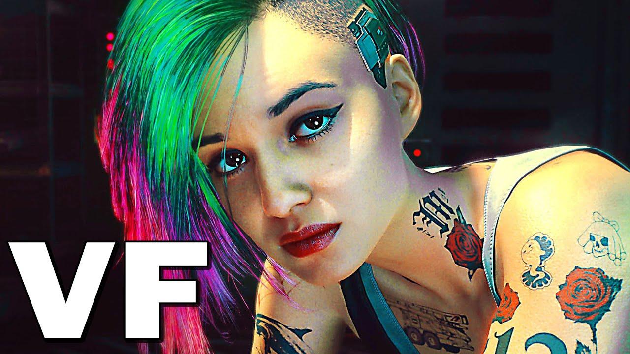CYBERPUNK Bande Annonce de Gameplay VF (Nouvelle, 2020)