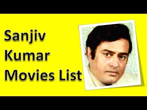 Sanjeev Kumar Movies List