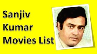 Sanjeev Kumar Movies List