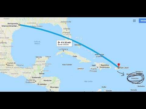 Dominica Trip After Maria-Houston Texas To Puerto Rico