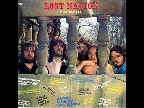 Lost Nation = Paradise Lost - 1970 -  (Full Album)
