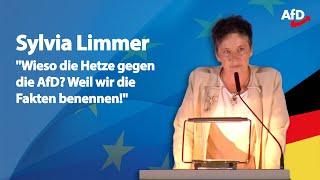 ❝Grüne wollen Bürger umerziehen!❞ | Sylvia Limmer