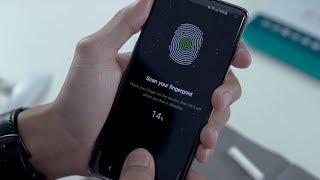 GALAXY S10 Fingerprint Vs Antigores