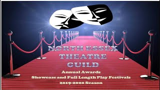 North Essex Theatre Guild Awards Night 2020