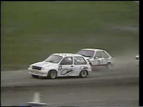 The Best of Rallycross 1988 Season