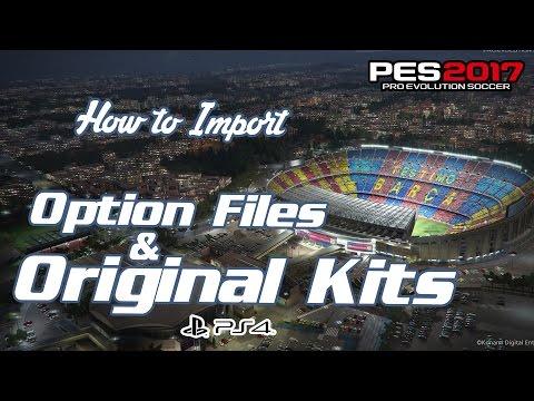 Come modificare maglie e stemmi su Pro Evolution Soccer 2017