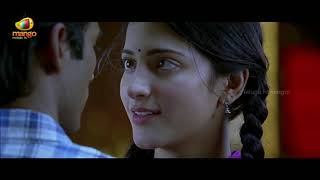 Race Gurram Shruti Hassan & Dhanush Romantic Scenes - 3 Movie