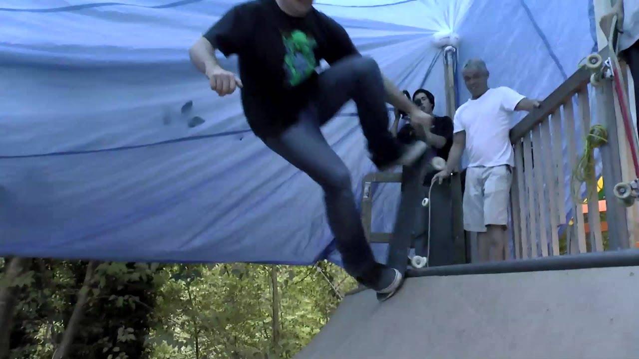 protest skateboards backyard contest 2012 youtube