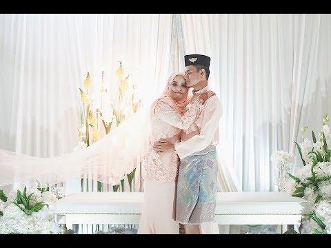 MALAYSIA WEDDING MOMENT: Solemnization Mila & Kimi