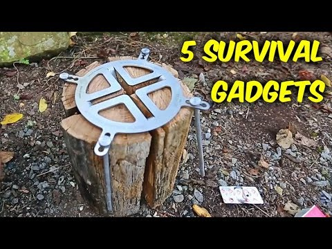 5 Survival Gadgets That Will Blow Your Mind!