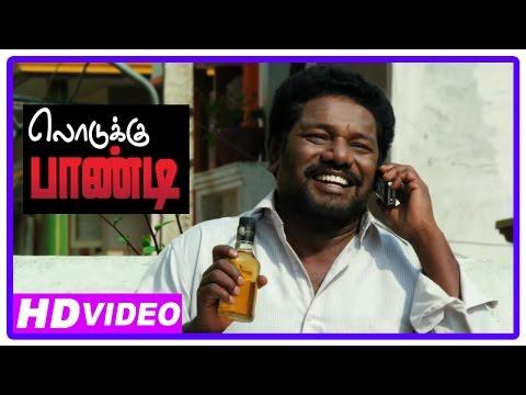 Lodukku Pandi Tamil Movie   Scenes   Goons Steals Karuna's Money   Neha Saxena