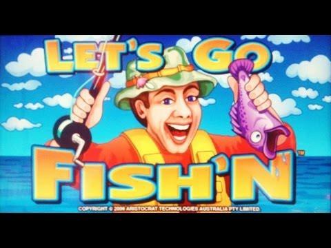 Gone Fishing Slot Machine