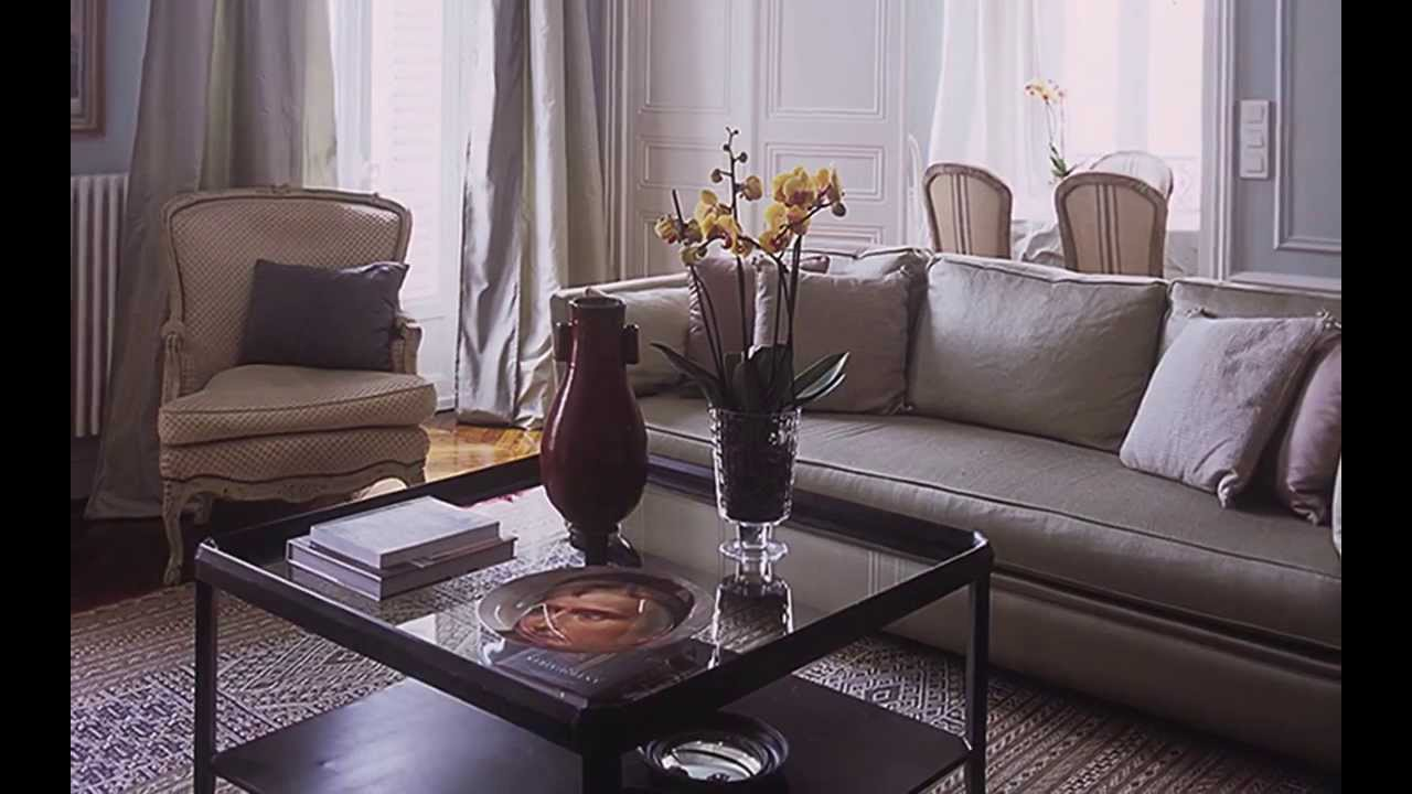 paris 3 bedroom vacation apartment rental - le triomphe - youtube