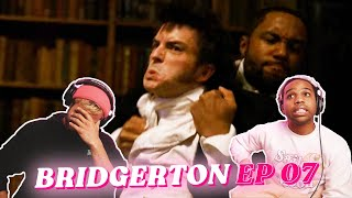 EVERYBODY'S GOT DADDY ISSUES! *BRIDGERTON 1x7 REACTION*