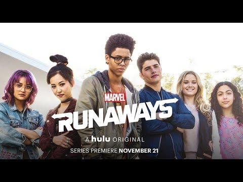 Marvel's Runaways Hulu  2 HD