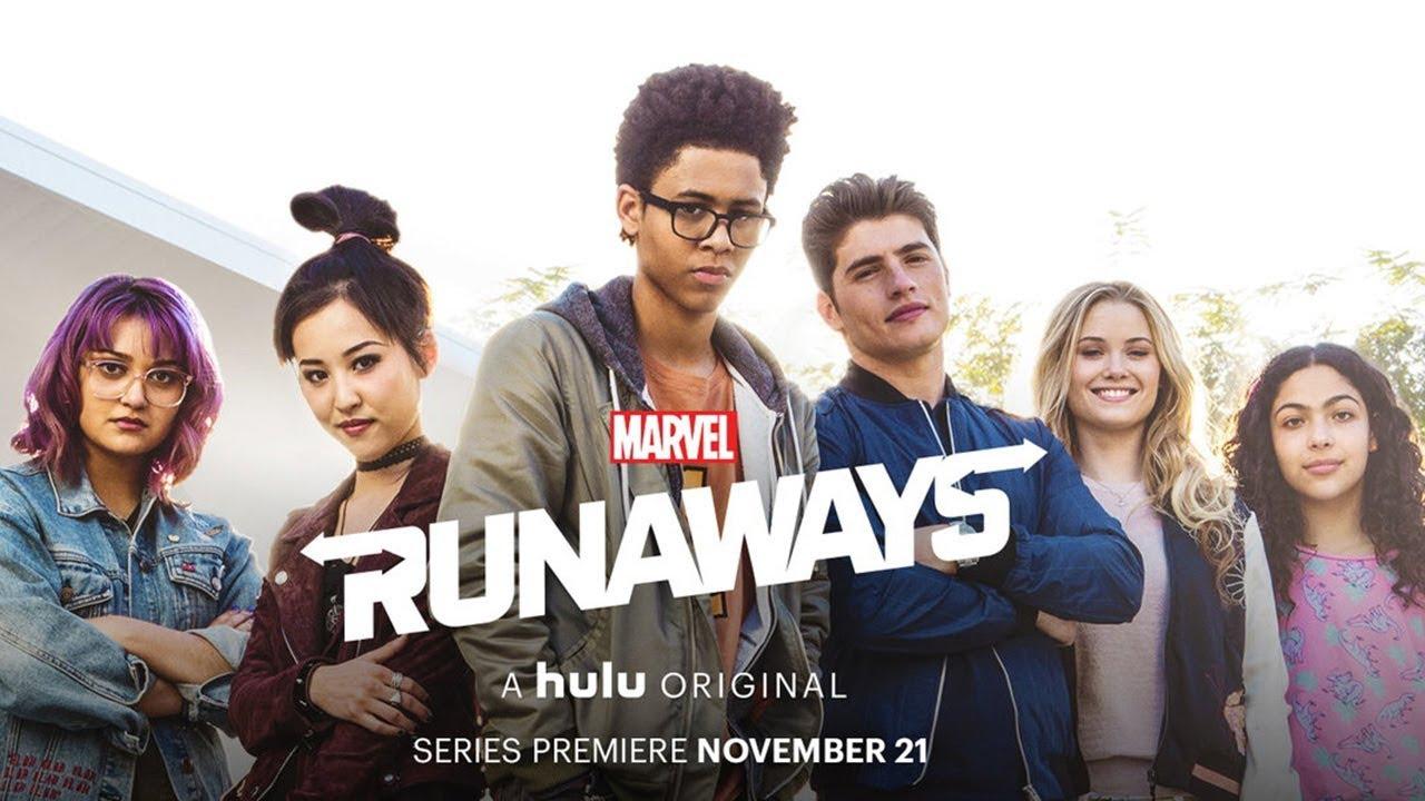 Marvels Runaways Hulu Trailer 2 HD  YouTube