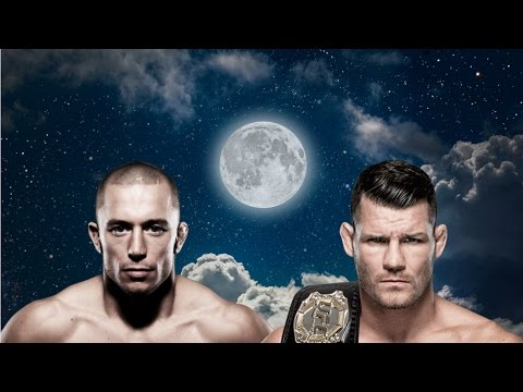 GSP vs Bisping is a Terrible Title Fight on a Slippery Slope