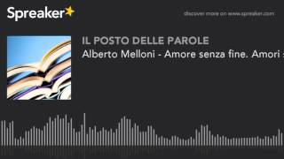 Alberto Melloni - Amore senza fine. Amore senza fini - Il Mulino (part 1 of 2)