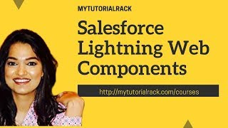 Salesforce Lightning Web Components: Data Binding in Lightning Web component Example 2