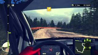 WRC 2 - FIA World Rally Championship 2011 PC Gameplay HD