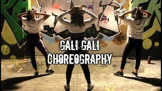 Gali Gali Dance Choreography by Dance with Aditi