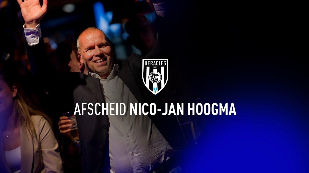 Afscheid Nico-Jan Hoogma | 10-04-2018