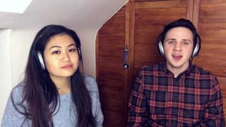 Say You Won't Let Go COVER (James Arthur) | Mike Beech + Lilli Chel