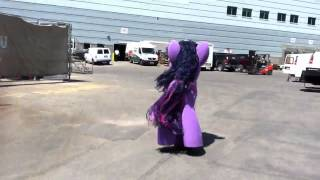 Twilight Sparkle excited to be at Calgary Stampede