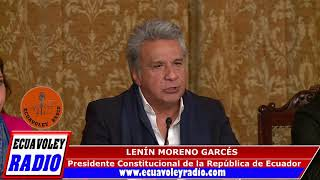 DECLARACIÓN PRESIDENCIAL SOBRE LA CONSULTA POPULAR Y REFERÉNDUM DE ECUADOR 2018