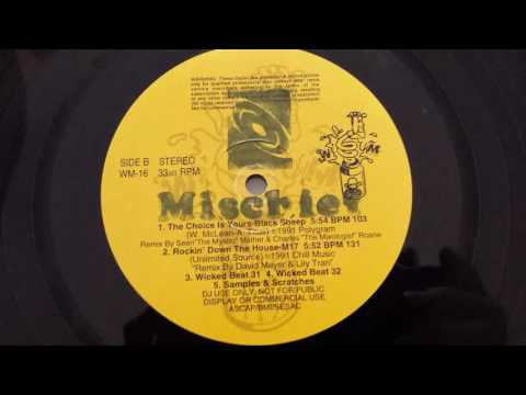 Black Sheep - The Choice Is Yours (Wicked Mix)