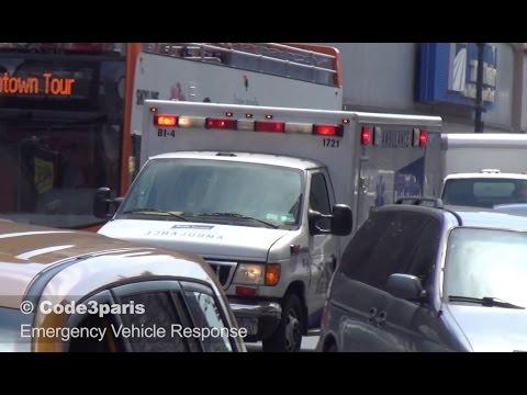 New York Emergency Ambulance -- Beth Israel